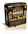 Thumbnail Article Insider Profits