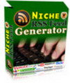 Thumbnail Niche RSS Feed Generator - Easily Creates Your Niche RSS