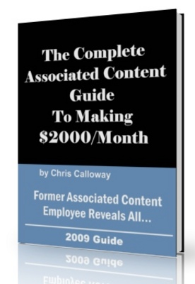 Product picture Making Money Easy: The Ultimate Associated Content Guide to
