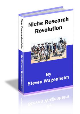 Product picture Niche Research Revolution
