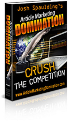 Product picture Article Marketing Domination