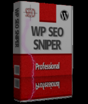Product picture Best WordPress Blog SEO Plugin - WP SEO Sniper Professional