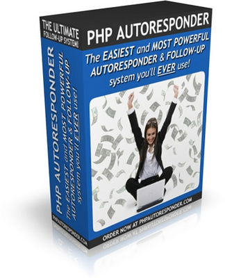 Product picture PHP Autoresponder - The Easiest and Most Powerful Email Auto